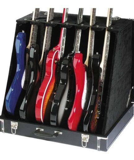 吉他硬盒陳列架 (可放6支) GDC-6