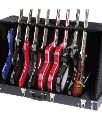 吉他硬盒陳列架 (可放8支) GDC-8