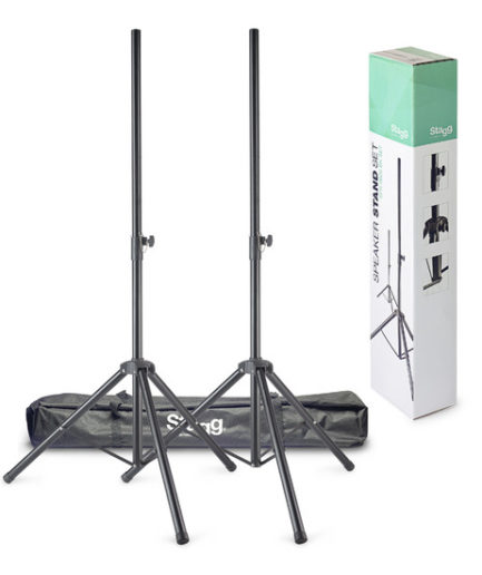 喇叭架組 (附喇叭架袋) SPS-0620 BK SET