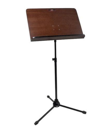 木製譜板大譜架 MUS-A7 BK