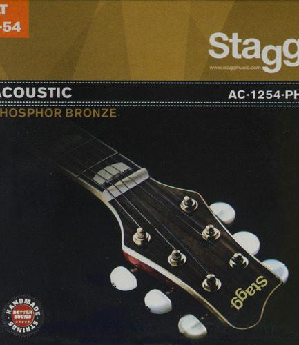 民謠吉他弦 AC-1254-PH