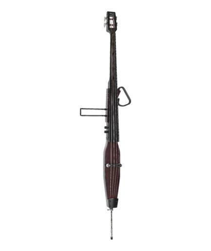 靜音低音提琴 (咖啡色) EDB-3/4 DBR