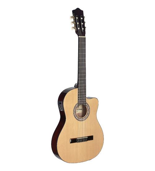4/4 雲杉面板電古典吉他 (B-BAND EQ) C546TCE-N