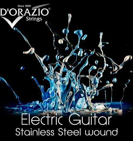7弦不鏽鋼電吉他弦 (7弦) (10-46-56) X337