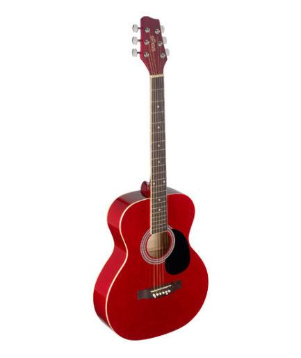 A 系列民謠吉他 (紅) SA20A RED