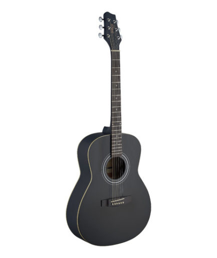 A 系列 雲杉民謠吉他 (黑) SA30A-BK
