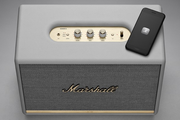 Marshall STANMORE II 藍芽喇叭