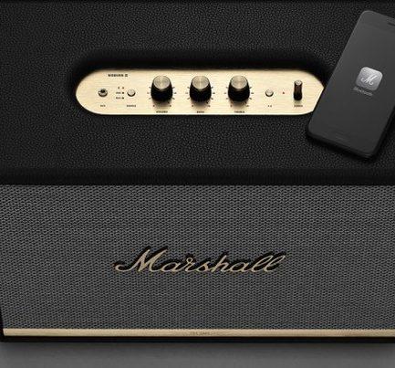 Marshall WOBURN II 藍芽喇叭