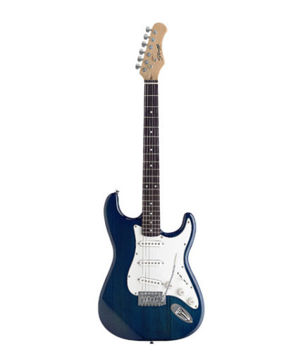 S 系列電吉他 (藍) S300-TB