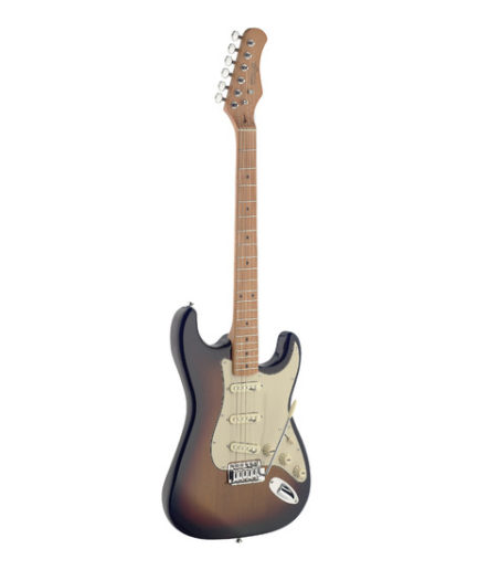 Slowhand 系列電吉他(夕陽漸層) SES50M-SB