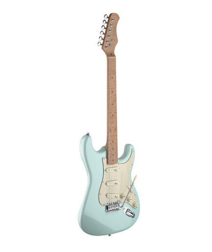 Slowhand 系列電吉他(水藍) SES50M-SNB